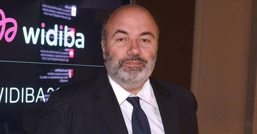 L'ex commissario delle banche venete, Fabrizio Viola (Imagoeconomica)