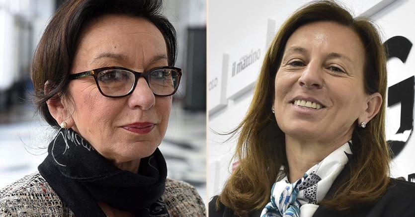 Monica Mondardini e Laura Cioli