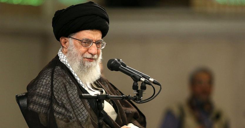 La Guida suprema iraniana Ali Khamenei (Epa)