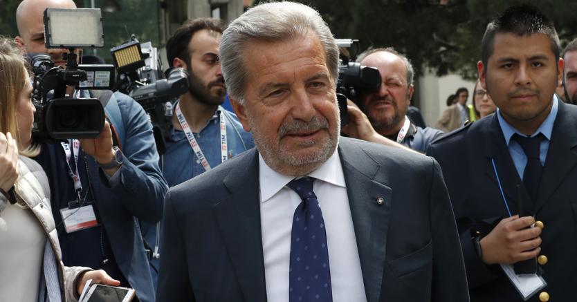 Fulvio Conti, neo-membro del Cda di Tim e favorito per la presidenza al posto di Arnaud de Puyfontaine (Ansa)