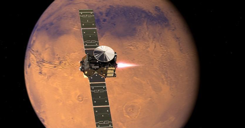 La missione ExoMars 2016