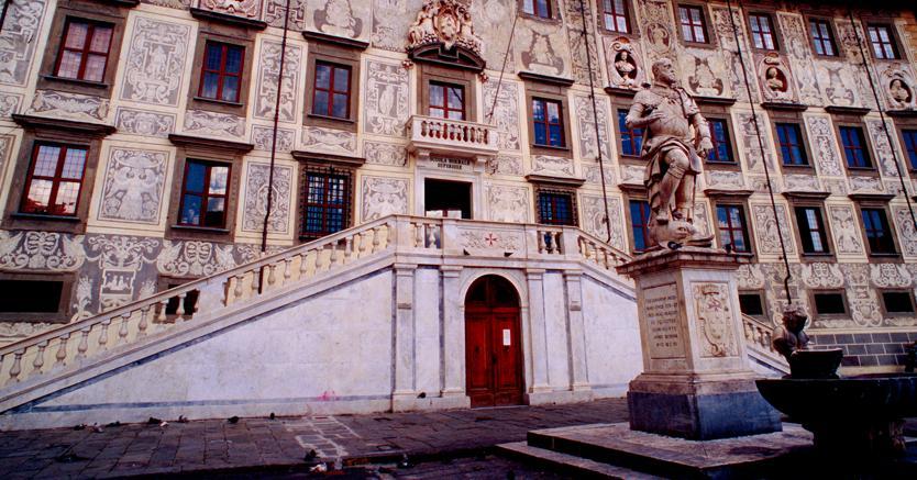 L'Università Normale di Pisa