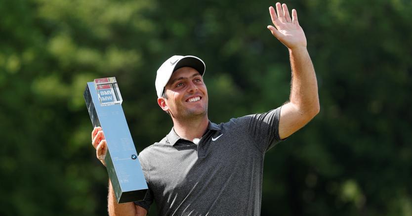Francesco Molinari vince il Bmw Pga championship, il «5 ...