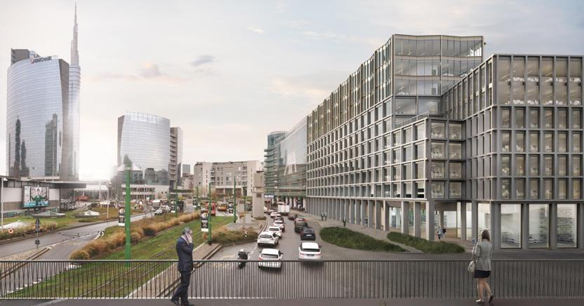 Ufficio Nuovo Hotel : Milano la nuova vita dellexecutive. lhotel del calcio mercato