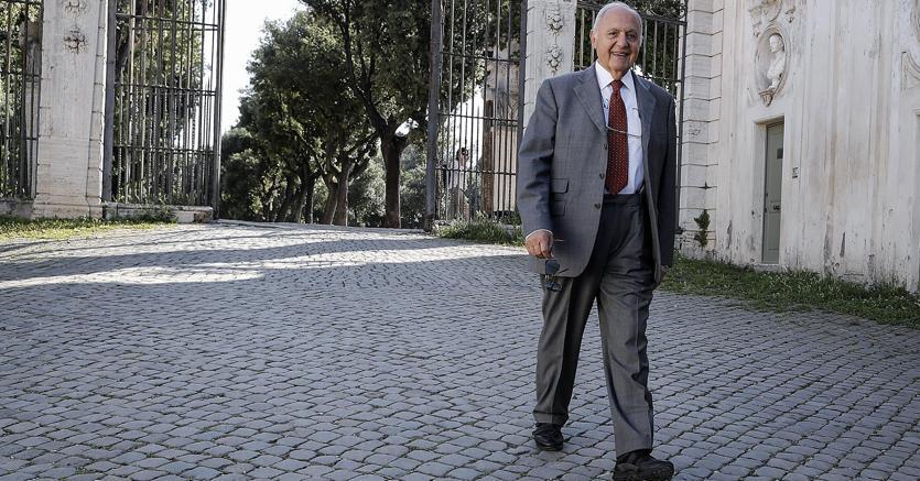 Paolo Savona (Ansa)
