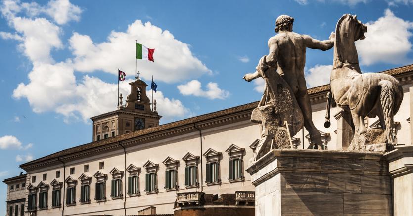 Il palazzo del Quirinale (Enrico Della Pietra - Fotolia)