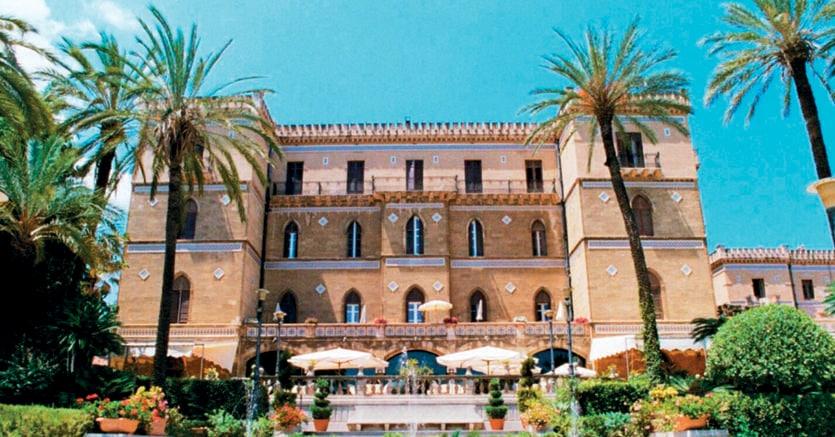 L'hotel Villa Igea di Palermo fa parte del portafoglio di Npl «Project Rainbow» da circa 800 milioni messo a suo tempo sul mercato da Banco Bpm e assegnato ad Algebris