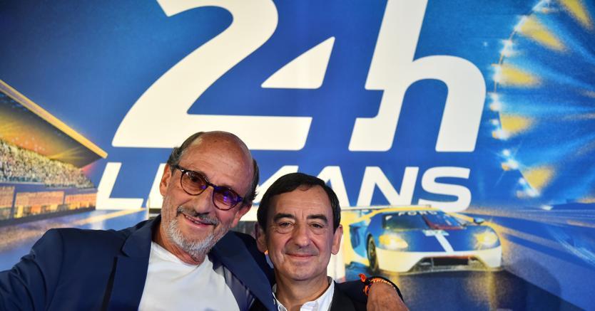 Richard Mille (s) e Pierre Fillon