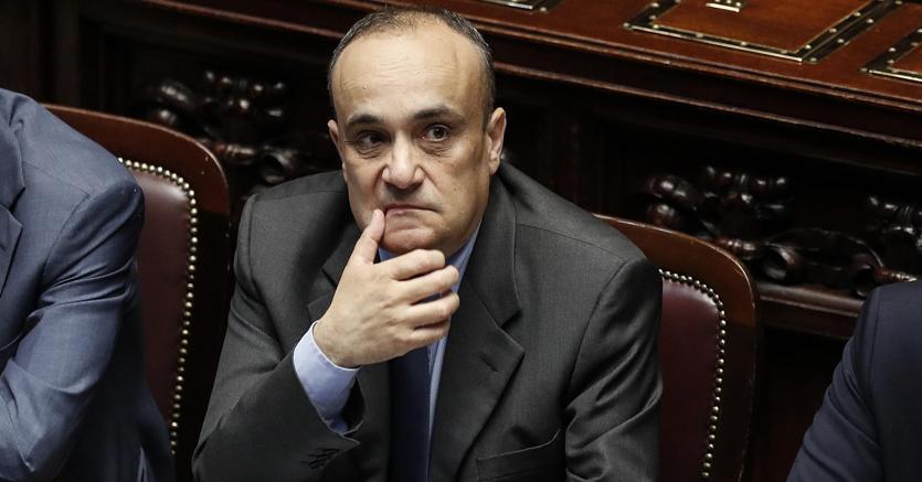 Alberto Bonisoli, ministro dei Beni culturali (Ansa)