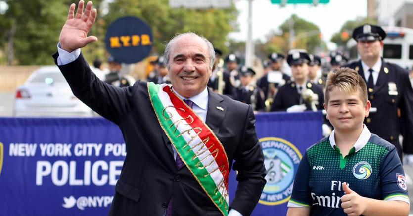 Commisso, l'imprenditore italoamericano interessato a rilevare il Milan (foto dal profilo Facebook dei Cosmos)
