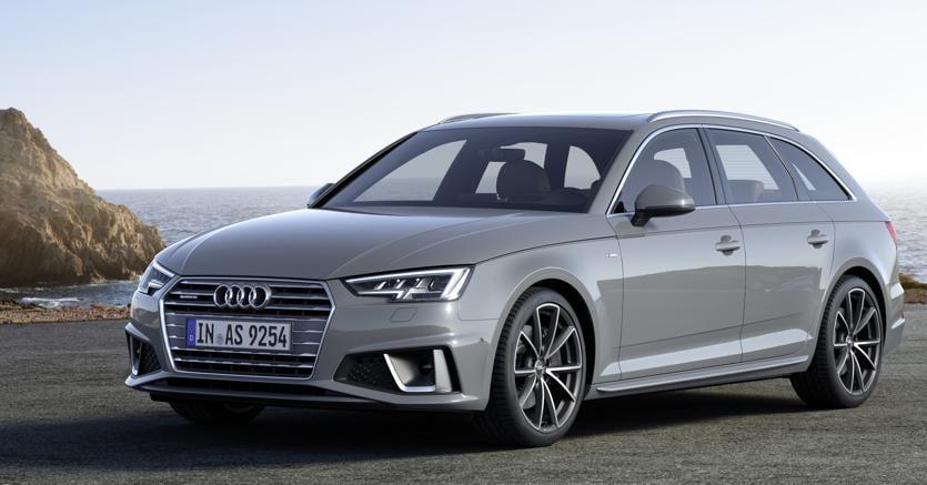 Audi A4 e A4 Avant aggiorna lo stile. In arrivo il «model year 2019» - Il Sole 24 ORE