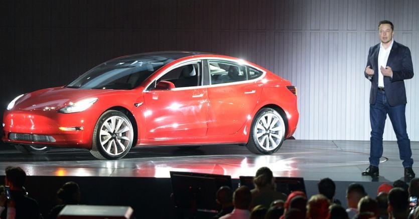 Elon Musk, Ceo Tesla. (Afp)