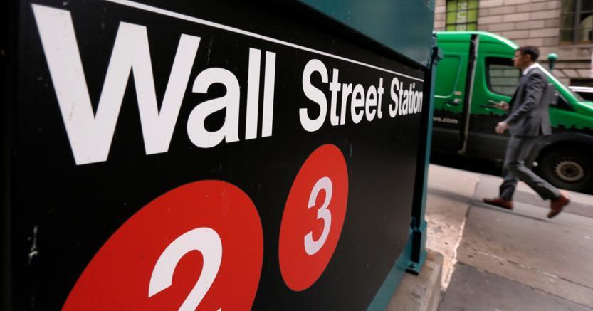 bee27319df Il cartello della fermata della metropolitana di Wall Street a New York (Ap)