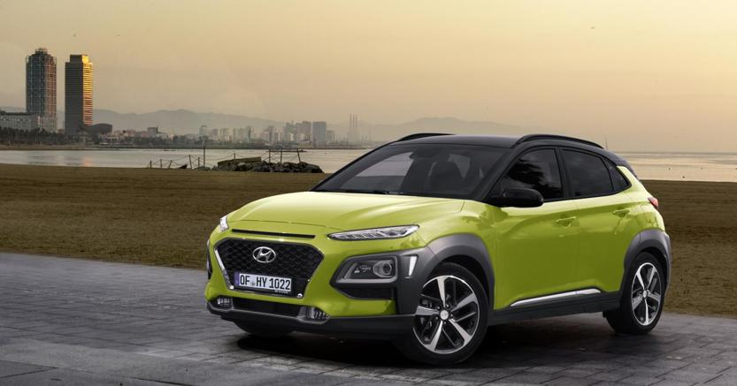 hyundai kona is updated with a new 1.6 diesel