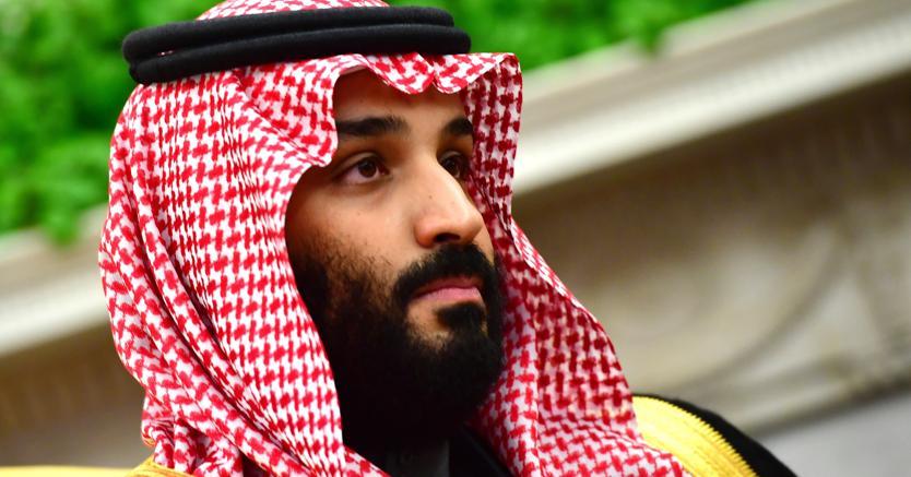 Mohammed bin Salman, il principe dell'Arabia Saudita. (Bloomberg)