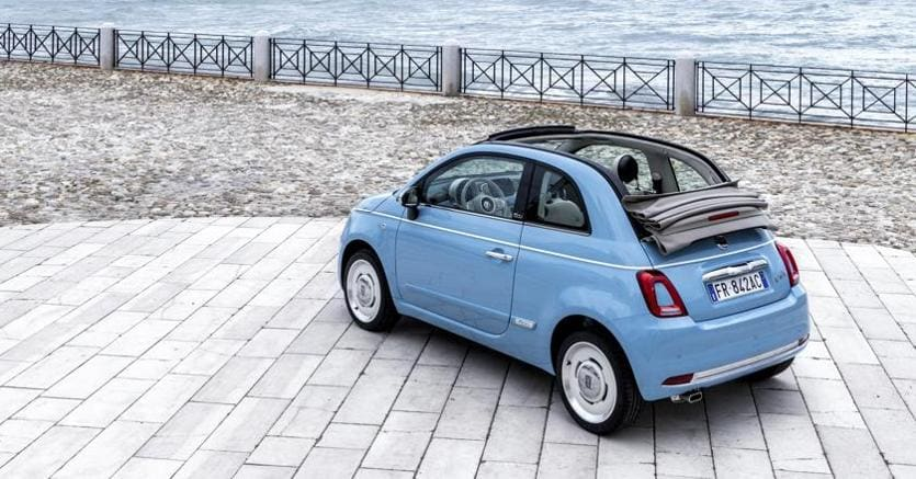 Fiat 500 Spiaggina 58 The Return Of Dolce Vita