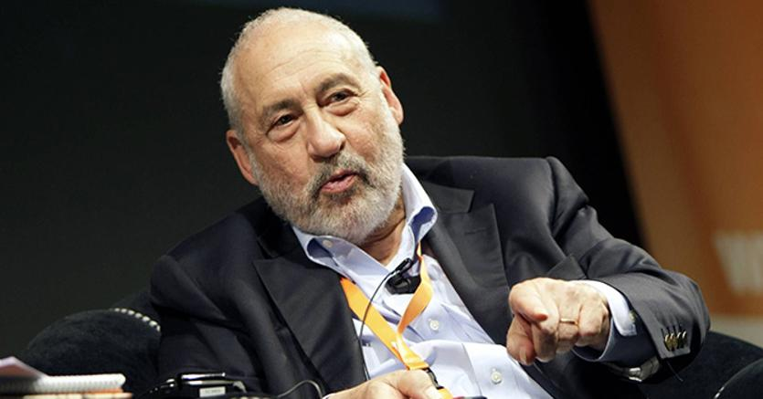 Il premio Nobel per l'Economia, Joseph Stiglitz
