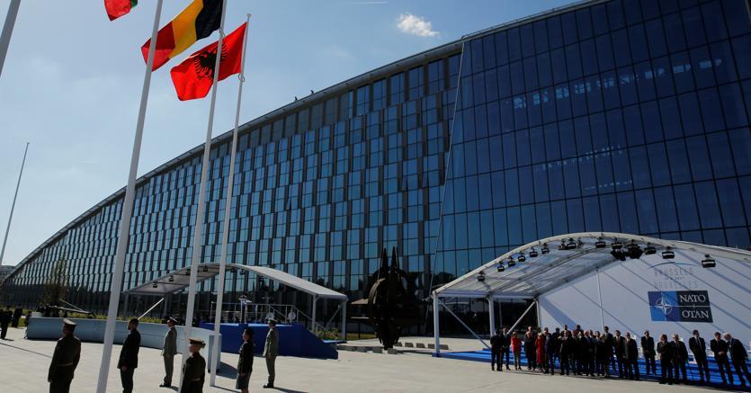 Mercoledì si apre il vertice dei paesi Nato presso la nuova sede dell'Alleanza atlantica a Bruxelles (Ap)