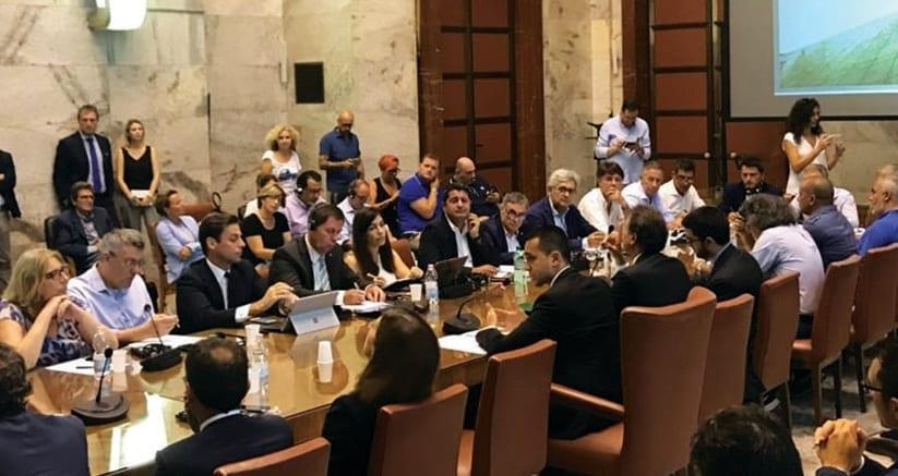 Ilva, il sindaco di Taranto diserta il tavolo del governo