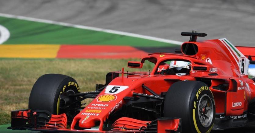 Ferrari, Louis Camilleri: