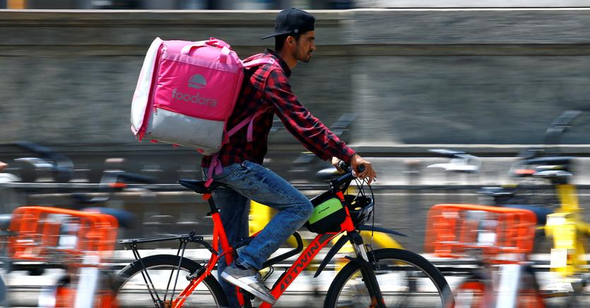 Food delivery, Foodora lascia l'Italia: