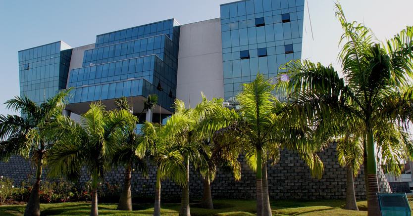 La sede di Ambra in Brasile