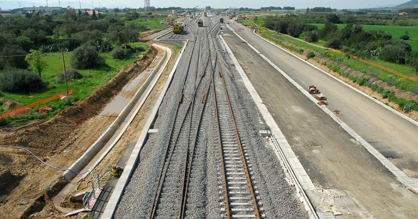 Il raddoppio della linea ferroviaria Bari-Bitetto finanziati dal Fesr, Pon reti e mobilità