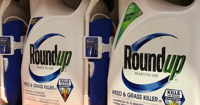 Il pesticida Roundup prodotto dalla Monsanto (Reuters)