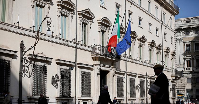 Il premier Conte nella Genova ferita: