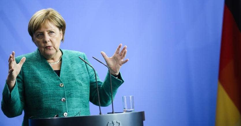 Angela Merkel cambia linea: meglio un presidente tedesco per la Commissione Ue che Weidmann alla Bce (Ap)