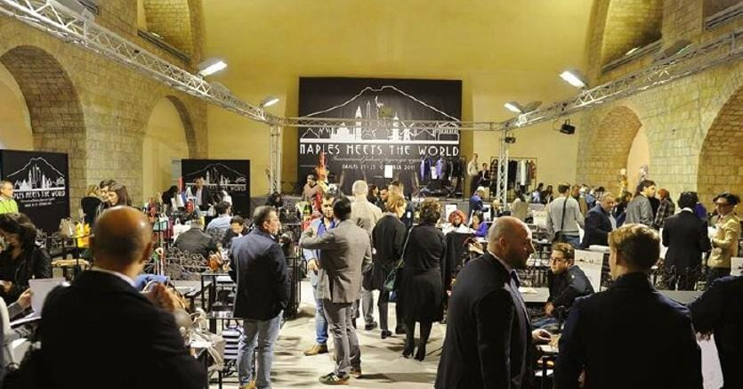 «Naples meet the world», evento che si svolge a Napoli