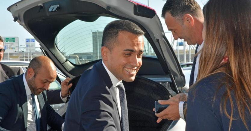 Il vicepremier Di Maio in partenza per l'Egitto per la sua prima missione estera (Ansa)