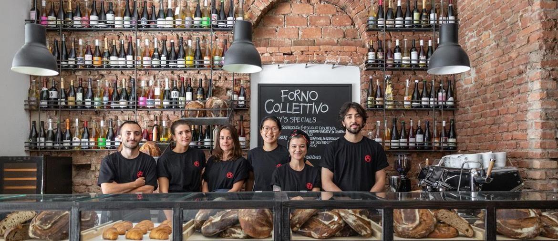 A Milano apre Forno collettivo: bakery e piccola cucina con impasti ...