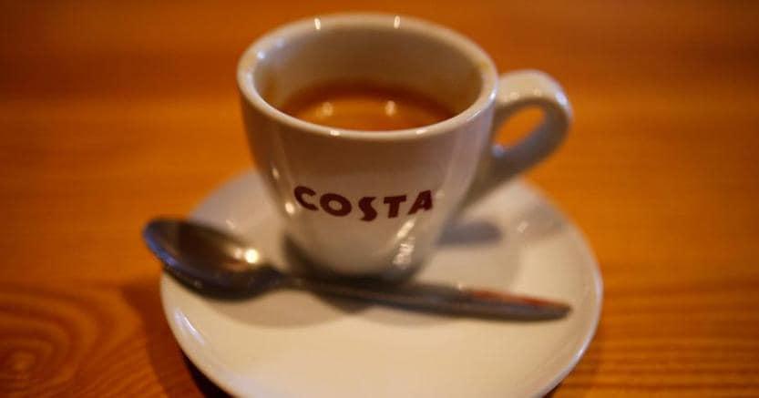 Coca Cola ha acquisito la catena inglese Costa Coffee per 4,4 miliardi (Reuters)