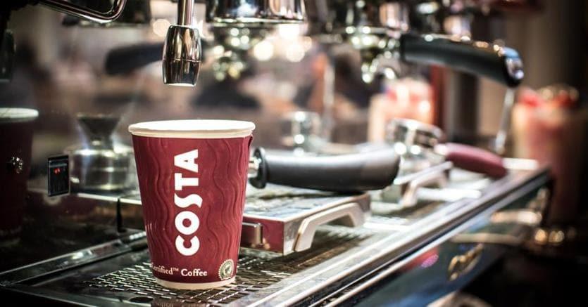 Il caffè Costa, rilevato da Coca Cola, fu inventato da due fratelli provenienti da Parma (Space 24)