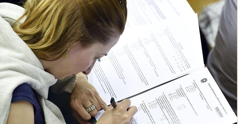 Test di ingresso, ad iniziare gli aspiranti medici