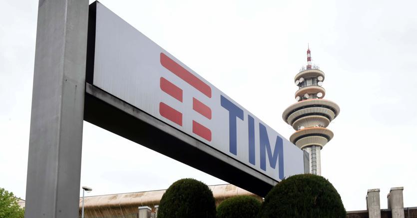 La sede Tim di Rozzano (Imagoeconomica)