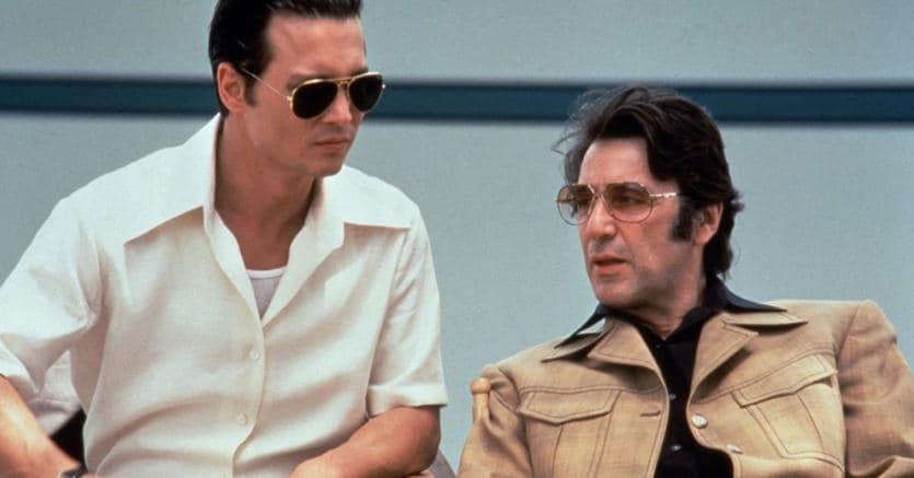 Una scena del film «Donnie Brasco» (1997), citato da Di Maio  come esempio del lavoro di un agente provocatore