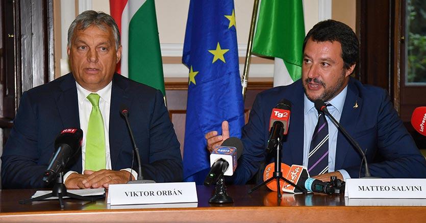 Cosa ha detto Orban al parlamento europeo