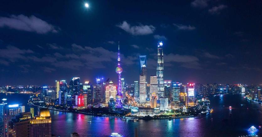 Shanghai  (Afp)
