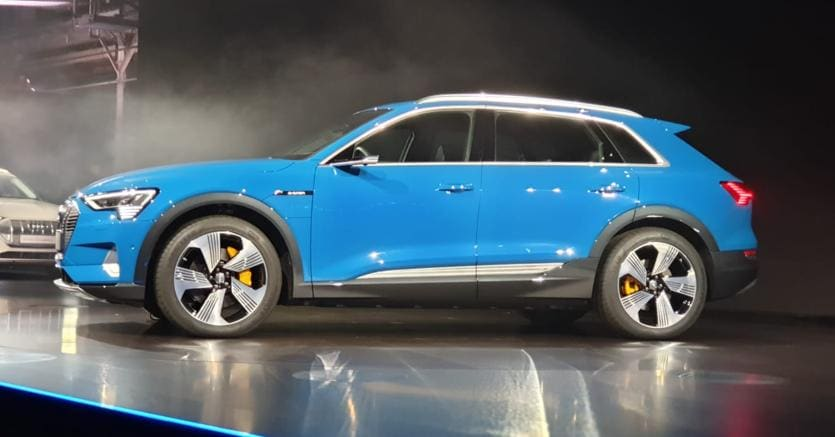 Audi e-tron (Mario Cianflone)