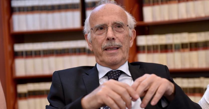 Carlo Dell'Aringa.Dal 2003 editorialista del Sole 24 Ore (Imagoeconomica)