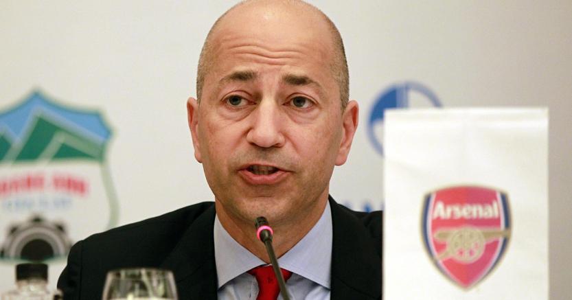 Ivan Gazidis (Epa)