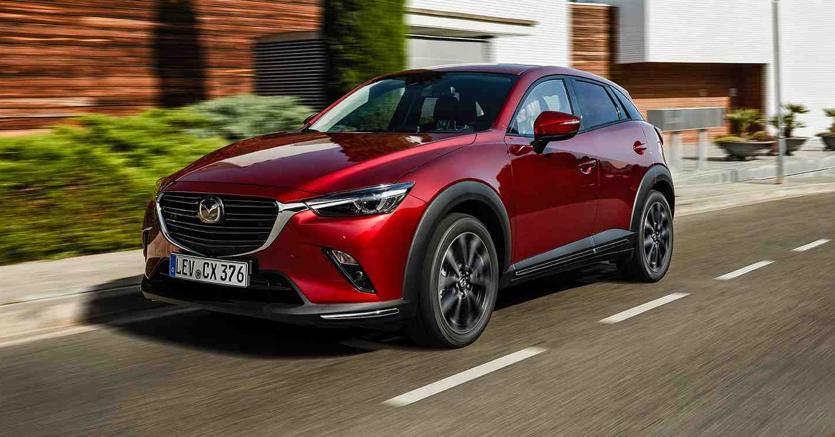 Mazda Cx 3 Model Year 2019 Arriva Il Nuovo Diesel 1 8 Ecco Come Va