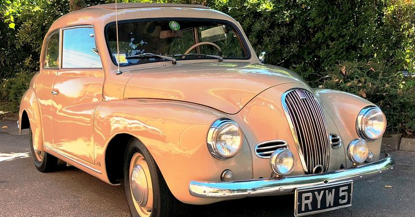 Fiat 1100 Edna Hill