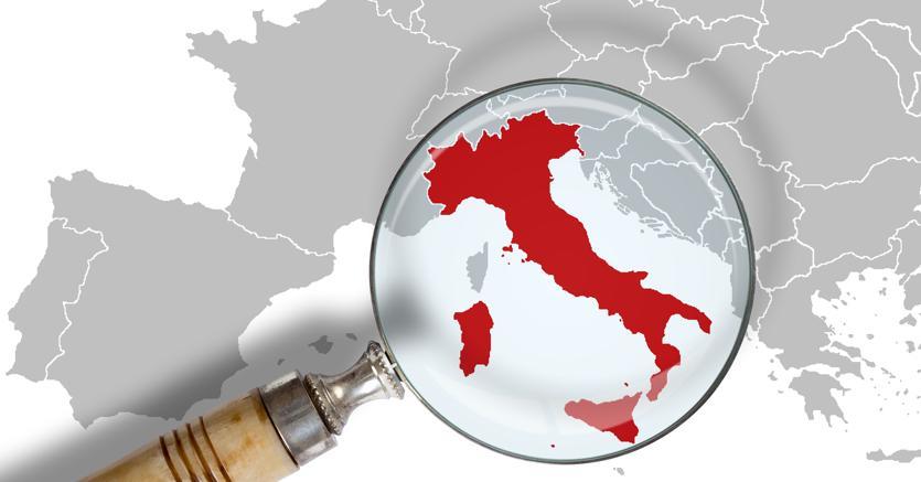 Istat rialza le stime del Pil: nel 2017 più 1,6%