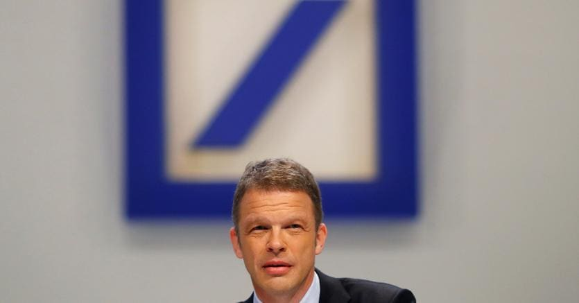 Christian Sewing, ceo di Deutsche Bank (Reuters)