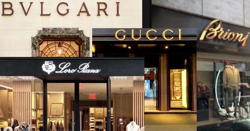 Moda italiana ai big esteri: in 10 anni operazioni per 8 8 miliardi