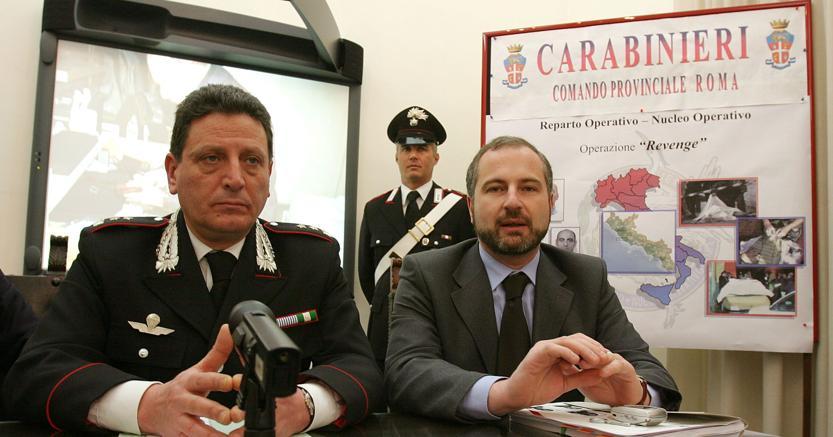 Il generale dei carabinieri Leonardo Alestra (Ansa)
