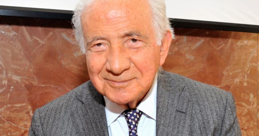 L'editore Mario Ciancio Sanfilippo